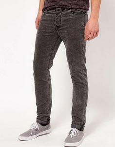 ASOS Skinny Cord Jeans