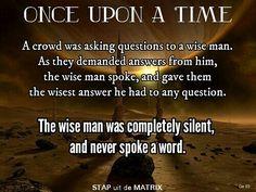 Silence speaks.... http://stapuitdematrix.nl #psychologie #bewustzijn #waarheid #denken #zelf #lifecoach #lifecoaching