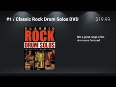 Best Of Classic Rock Drum Solos