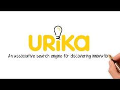 Innovation search engine.