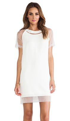 simple white shift dress * kentucky derby dresses * #kentuckyderby