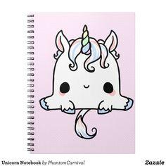 cute unicorn notebook for school 🎠 Kawaii Diy, Kawaii Cute, Kawaii Chibi, Kawaii Stuff, Kawaii Things, Kawaii Drawings, Cute Drawings, Craft Stick Crafts, Diy And Crafts