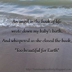 Day 22: Words - Capture Your Grief - Pregnancy/Infant Loss Awareness Month