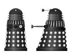 Dalek Colour Schemes and Hierarchy - The Daleks - The Doctor Who Site