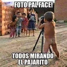 Foto pa'l face