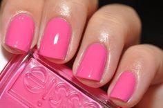 "Essie nail polish ""mod square""-got it Essie Nail Polish Colors, Nail Colors, Nail Polishes, Essie Colors, Pink Polish, Cute Nails, Pretty Nails, Hair And Nails, My Nails"