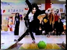 "Coke ""get down tonight"" bowling commercial as aired in NZ. Hilarious"
