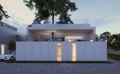 8 Single Family House.  www.humbertoconde.com #arquitectos
