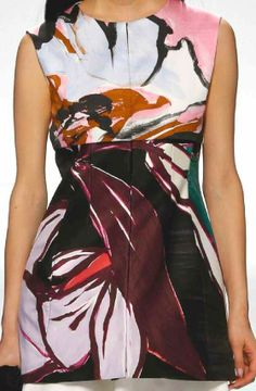 patternprints journal: PATTERNS AND PRINTS FROM PRE-SUMMER 2015 WOMAN FASHION COLLECTIONS / 1