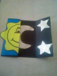 #card #okulöncesi #etkinlik #sanat #ayyıldız #gecegündüz