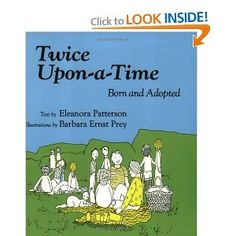 Twice-Upon-A-Time is a unique adoption resource for young children, 3-8 years, and their families. Conception, birth and curiosity about birth parents are discussed as part of adopted children's stories. The book encompasses diverse adoption experiences using a text and line drawings that are simple, direct and affirming.
