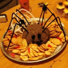 Halloween Party Foods. So doing this!!!