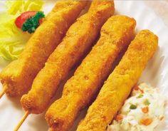 Querida Dieta: Espetinho de Frango - Dukan