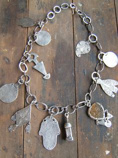 Moroccan Talisman Necklace