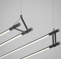 Source: stillcollection Lighting System, Cool Lighting, Modern Lighting, Lighting Design, Pendant Lighting, Linear Lighting, Office Lighting, Interior Lighting, Ceiling Lamp
