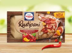 Rustipani Topped Baguette on Packaging of the World - Creative Package Design Gallery