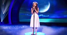Angelia Jordan is only 10 years old but this little girl has an old-school jazz voice you would not believe. And hearing her sing 'Fly Me To The Moon' will cover you in chills. This little girl has BIG God given talent!