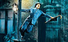 Singin' in the Rain at the Chatelet ( 12-26 mars 2014)