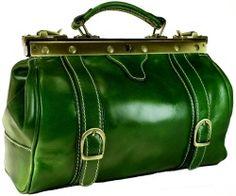 Little Green Doctors Bag