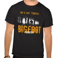 Here you have it, a perfect shirt for all those squatchers and all those who are new to squatching. Perfect gift or just get it for yourself, support your Sasquatches!!