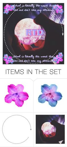 """""""RTD"""" by chibiblue ❤ liked on Polyvore featuring art"""