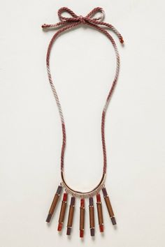 Small Cascade Necklace - anthropologie.com