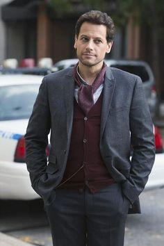 Henry. He's Sherlock, Doctor Watson and Highlander in one.