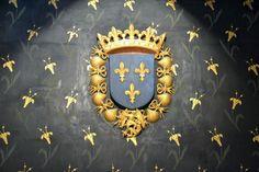 Détail de la cjambre d'Henri III