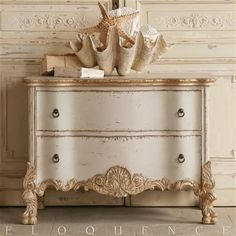 Roma Gold Taupe Two Tone Commode sloan painted furniture painted furniture furniture laminate furniture ideas furniture shabby chic Refurbished Furniture, Paint Furniture, Shabby Chic Furniture, Shabby Chic Decor, Furniture Projects, Furniture Makeover, Vintage Furniture, Home Furniture, Furniture Design