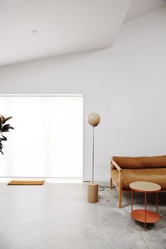 Contemporary living room. New Zealand home of Douglas and Bec. Photo by Pippa Drummond Photography.