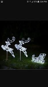 Resultado de imagen para siluetas navideñas luminosas