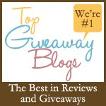 Jenns Blah Blah Blog loves giveaways if you love our giveaways and think we belong at the Top of Top Giveaway Blogs please come vote for us!
