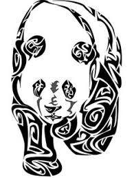 Výsledek obrázku pro tatuajes tumblr png de pandas