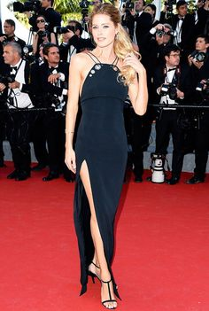 Petra Nemcova - Official, Doutzen Kroes, Karlie Kloss, Chanel Iman and Kendall Jenner lead the glamorous brigade of models on the red carpet at Youth premiere in Cannes.