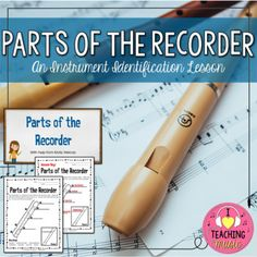 Introduce/review/assess the parts of the recorder with this cheerful worksheet. Worksheet available with and without a word bank. Answer Key included. Geared towards 3rd-5th grade students. This file is a companion to the Parts of the Recorder Video. (The video itself is a free resource made by i ♥ teaching music.) You may choose to view the video on YouTube, or