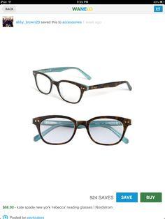 Kate spade glasses Kate Spade Glasses, Reading Glasses, Eyewear, Change,  Eyeglasses, 7aed02f0ab9e