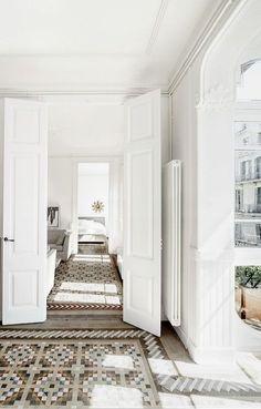 rugs and hallways