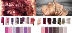 FASHION VIGNETTE: TRENDS/EVENTS // SPIN EXPO - AUTUMN/WINTER 2016/17 TREND DIMENSIONS . YARNS AND COLOURS
