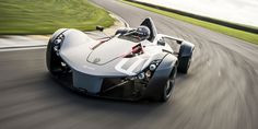 The BAC Mono is Faster Than a McLaren P1 GTR On Slicks
