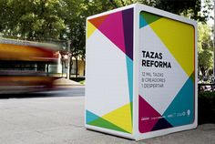 Tazas Reforma 2012 by Jm , via Behance