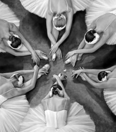 ballerinas ~the dying swan