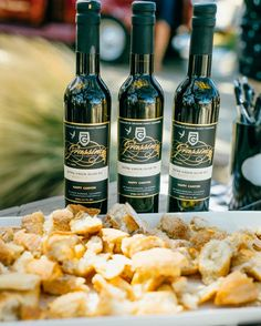 Have you tried our GFV Olive Oil? 100% Estate grown and available for tasting and for purchase in our Downtown Tasting Room! #seesb #tastesb #ediblesb  Photo by @heydoza