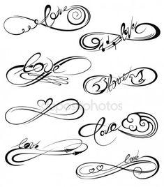 Music Tattoos, Wrist Tattoos, Body Art Tattoos, Sleeve Tattoos, Tatoos, Infinity Love Tattoo, Infinity Tattoo Designs, Infinity Symbol, Tattoos With Kids Names
