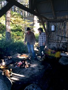 Season 3 Episode 3: Argentina | The Mind of a Chef | PBS Food Outdoor Food, Outdoor Cooking, Francis Mallman, Open Fire Cooking, Pbs Food, Bbq Set, Fire Pit Backyard, New Flavour, Episode 3