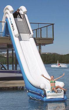 Wahoo Docks Swim Platform With Fixed And Retractable