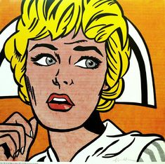 I just discovered this 1027: ROY LICHTENSTEIN - Nurse on LiveAuctioneers and wanted to share it with you: www.liveauctioneers.com/item/59188167