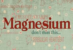 According to the American Chiropractic Society, an estimated 68 to 80 percent of the American population suffers from a magnesium deficiency