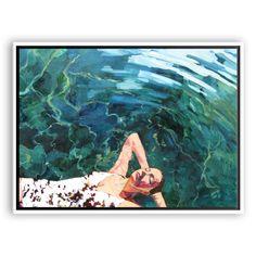 T.S. Harris, Floating Girl