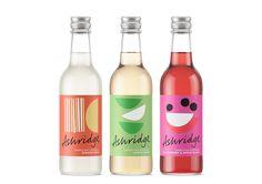Ashridge Drinks - design by Buddy Creative