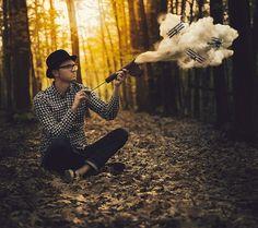 Logan Zillmer Photograpy, Surrealistic Conceptual Art.